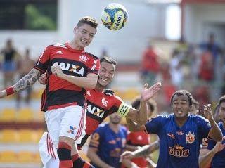 Blog Esportivo do Suíço:  Flamengo goleia Nova Iguaçu e fica perto da classificação às semifinais