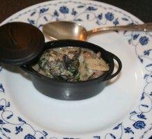 Recette - Cassolette d'escargots forestière - Proposée par 750 grammes