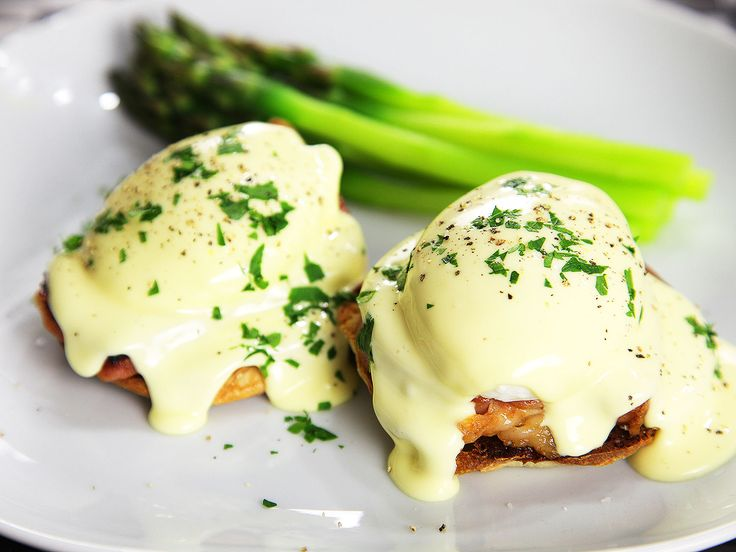 Combine our recipes for foolproof Hollandaise sauce and foolproof poached eggs—along with a toasted, buttered English muffin and ham crisped in butter—and you've got yourself a plate of eggs Benedict, the unrivaled King of brunch dishes.