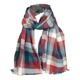 Men's Scarf Fashion Striped Cotton Scarves