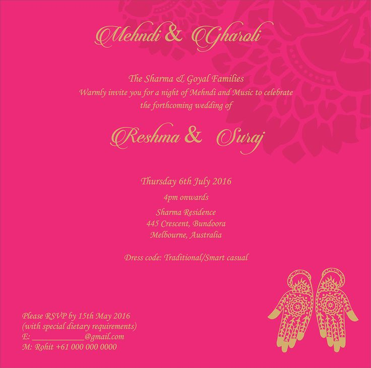 Mehndi Ceremony Quotes On Cards : Best mehndi ceremony wordings images on pinterest