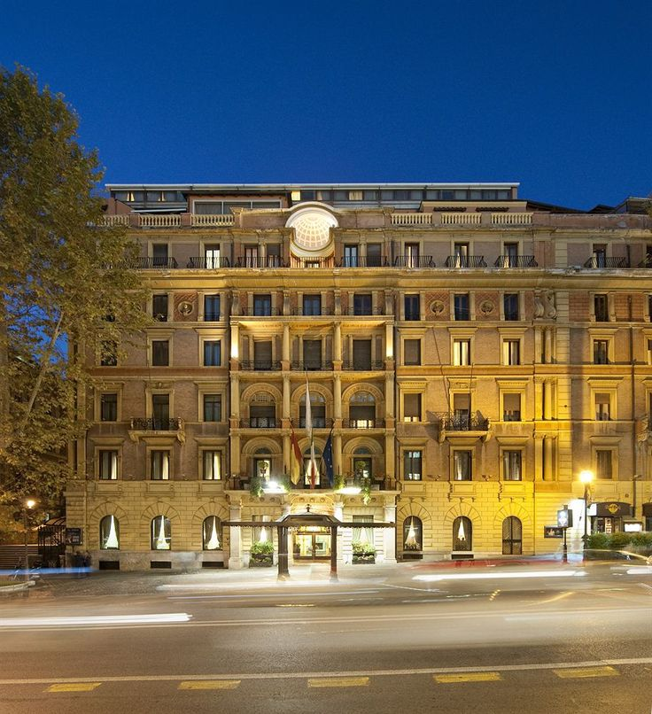 Ambasciatori Palace | Rome | Italy (1905)