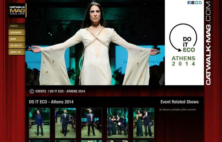 Kondylatos costume jewellery featured @ catwalk-mag.com Kondylatos for Do it Eco H Βίκυ Κουλιανού με το φορεμα – κοσμημα «Αμαζόνα» Το κοστούμι «Αμαζόνα» του Περικλή Κονδυλάτου θυμίζει μια πολεμική στολή φτιαγμένη από στοιχεία της φύσης. Όλο το κοστούμι έχει σαν βάση μια πλεκτή ποδιά από μαλί σε πλέξη παραδοσιακού Ελληνικού υφαντού, και επάνω εκεί έχει στηθεί το ρούχο