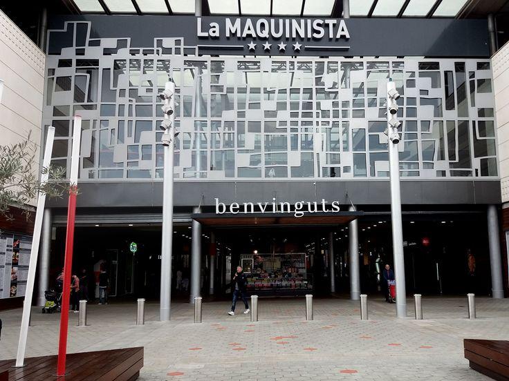 28 best ado pilonas escamoteables de acero inoxidable - Centro comercial maquinista barcelona ...