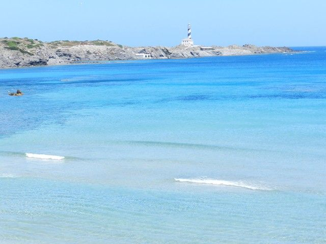 Cala Presili, Menorca #menorcamediterranea #turquesademenorca