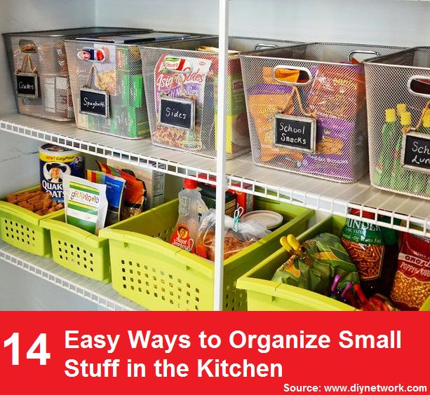 12 Best Images About Organize On Pinterest The Smalls