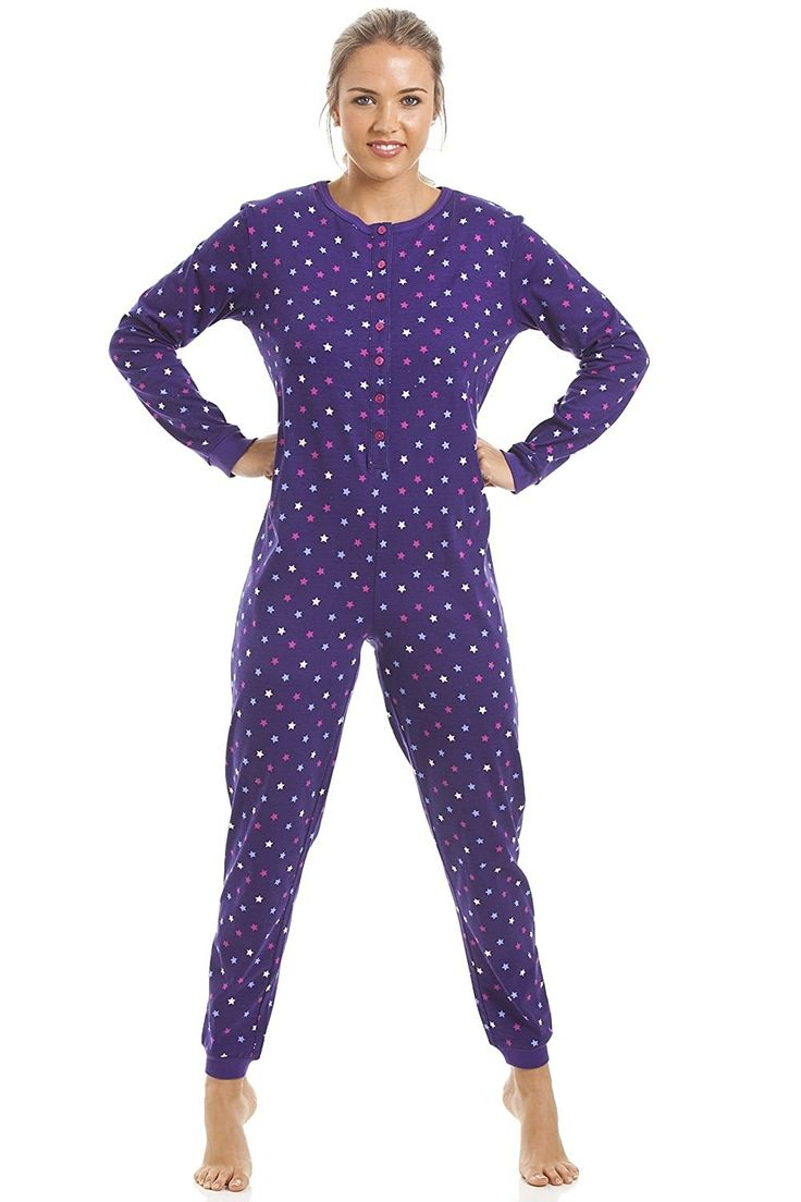 Camille 100% Cotton Multi-Coloured Star Print Purple Onesie >>> This is an Amazon Affiliate link. Check out this great product.