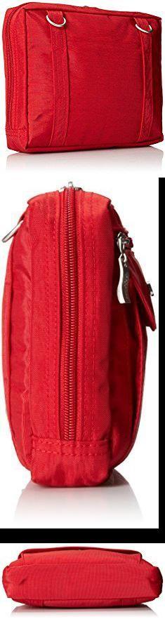 Baggallini Wander Bagg. Baggallini Wander Crossbody Travel Bag, Apple, One Size.  #baggallini #wander #bagg #baggalliniwander #wanderbagg
