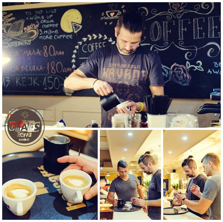 Latte Art | SrkizChaos  Heart shape