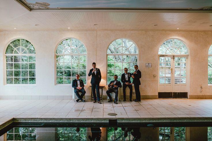 Groomsmen, Bowral, Milton park wedding