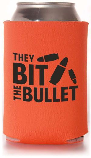 Funny Wedding Can Coolers Koozies