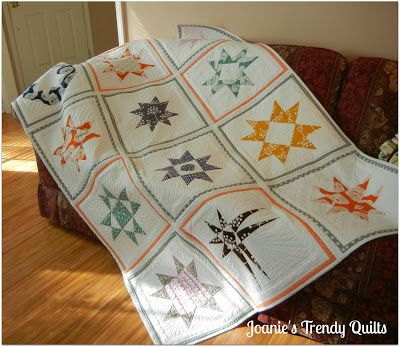 17 Best images about Star Blocks from Charlotte Modern Quilt Guild on Pinterest Quilt modern ...