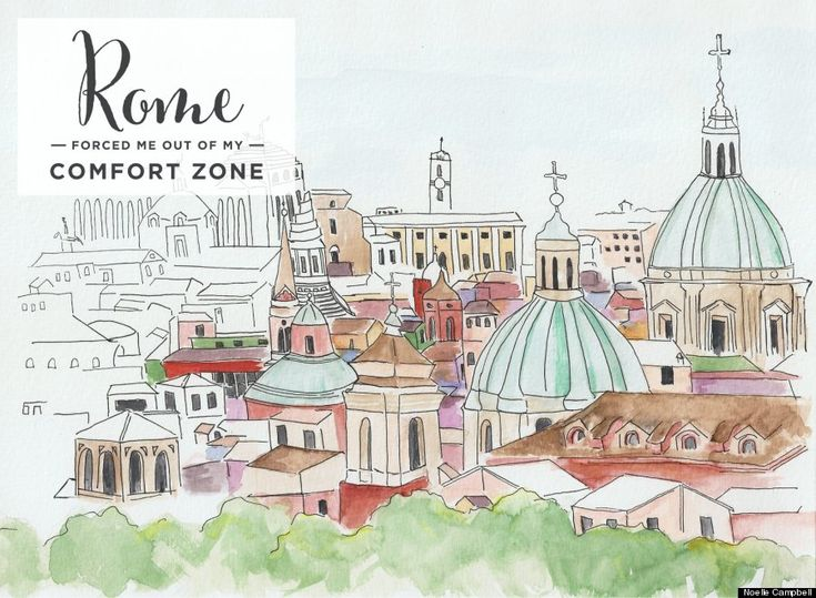 Study Abroad: Rome forced me out of my comfort zone