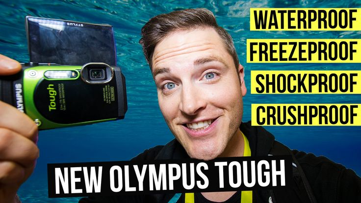 Waterproof Camera Review — Olympus Tough TG 870 for Travel Photography a...