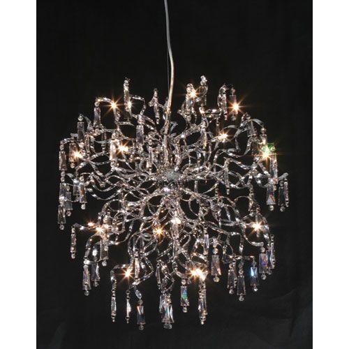 101 best HOME -- Light (Crystal Chandelier) images on Pinterest ...