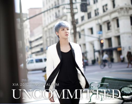 """fuckyeahtohoshinki: """" JYJ's Kim Junsu's new single album has begun taking pre-orders. C-Jes Entertainment revealed Kim Junsu's upcoming new single album, Uncommitted, began pre-orders sales on August 10 both online and offline and would continue to..."""