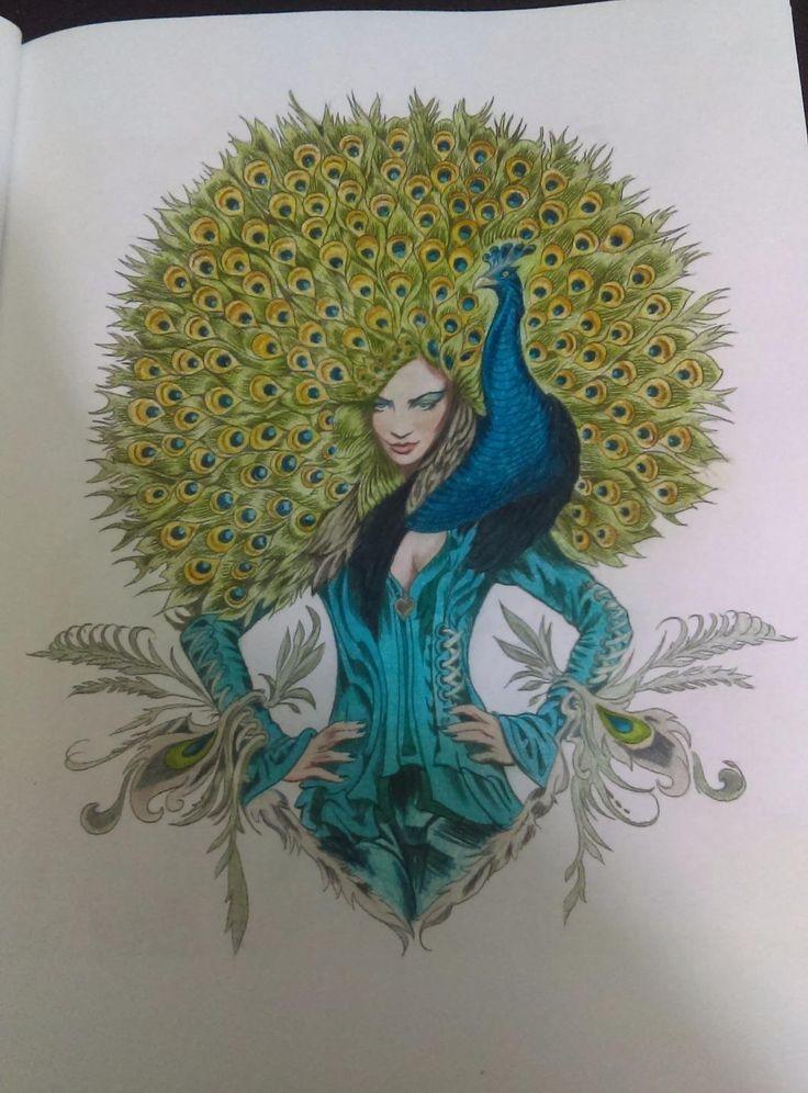 122 beste afbeeldingen over bennett klein colour my for Bennett klein coloring pages