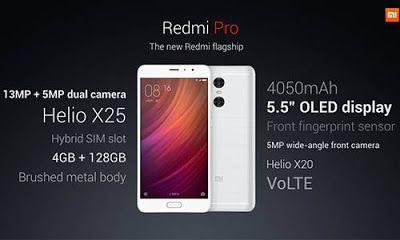Harga Xiaomi Redmi Pro Terbaru