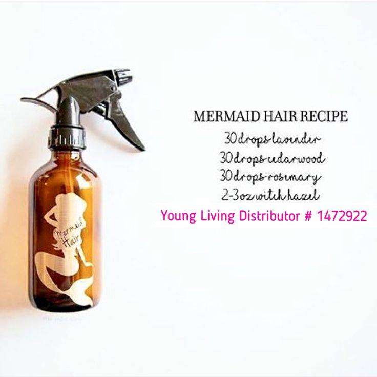 Create your down mermaid hair with this easy recipe contains YL essential oils.    http://diyyldiva.weebly.com/blog