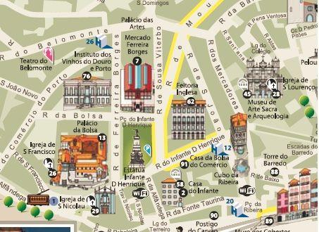 Best Map Of Portugal Ideas On Pinterest Sintra Portugal - Lisbon portugal neighborhoods map