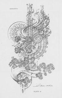 Drawing Louis Sullivan