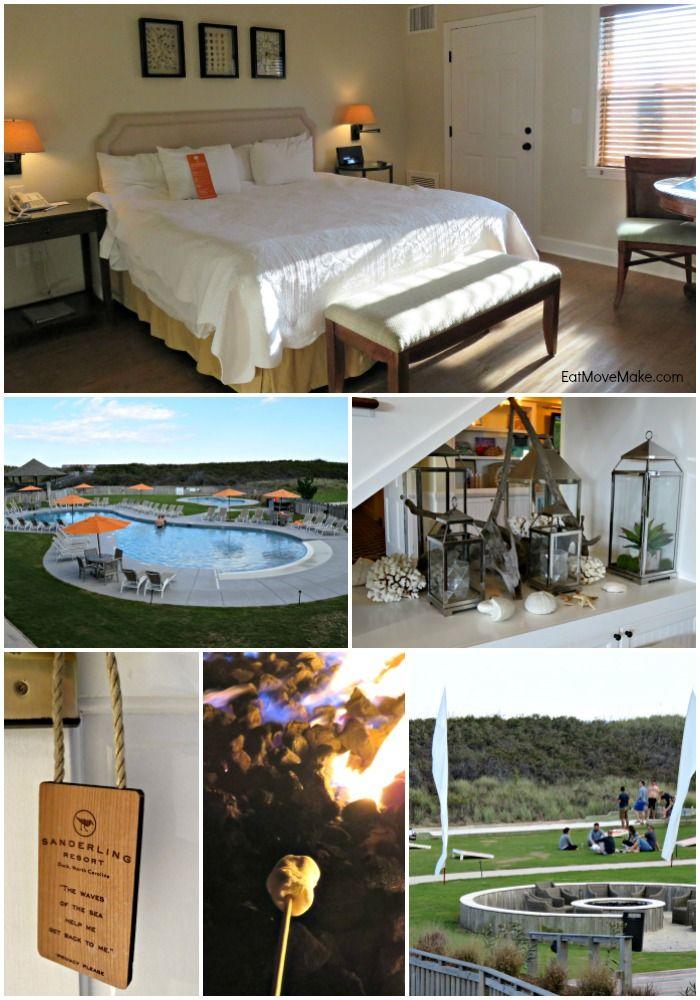 Sanderling Resort - Duck NC - Outer Banks resort