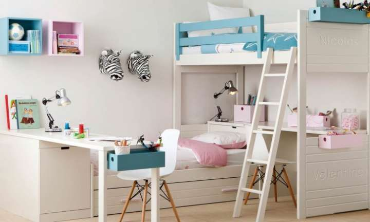 Muebles infantiles y juveniles originales camas para ni os deco child room room bedroom y - Muebles dormitorio ninos ...