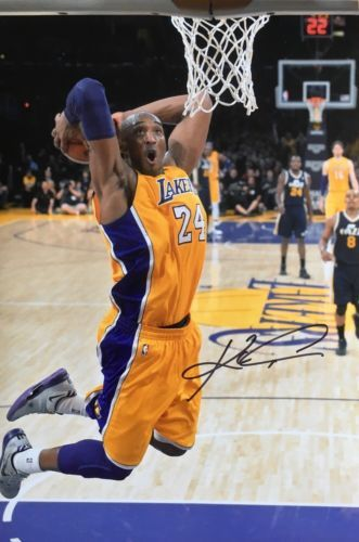Basketball kobe #bryant #original hand #signed photo 12x8 with coa,  View more on the LINK: 	http://www.zeppy.io/product/gb/2/361753345045/