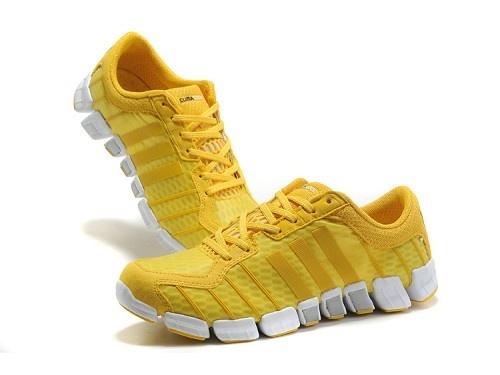 Adidas アディダス ランニング クリマクールライド シューズ サン/ホワイト