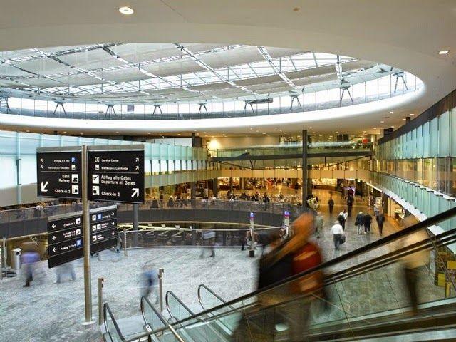 Santiago Colautti en el aire: Los 10 mejores aeropuertos del mundo