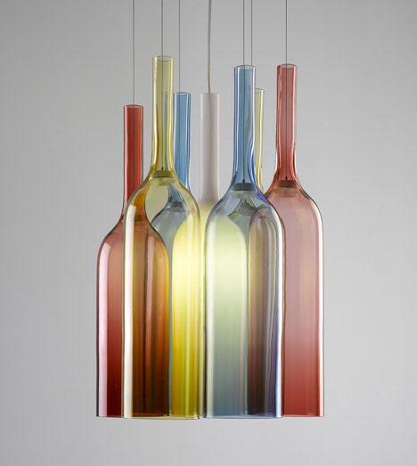 Jar RGB by Arik Levy for Lasvit #lamp