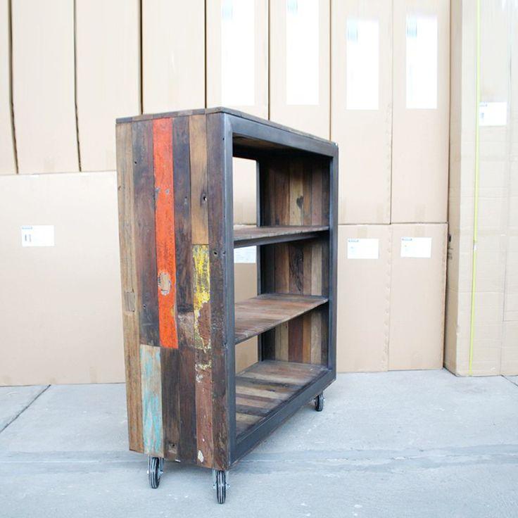 29 best rue de siam meubles design industriels images on pinterest industrial furniture. Black Bedroom Furniture Sets. Home Design Ideas