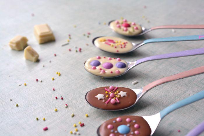DIY - Cuillère Chocolat