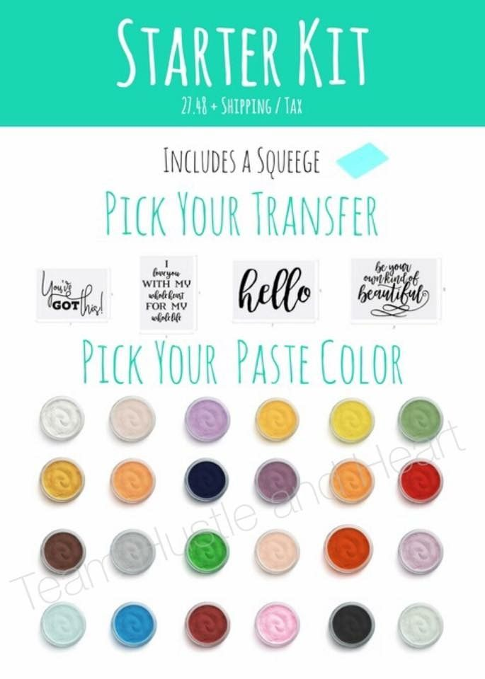 This Starter Kit Is Perfect For Trying Chalk Couture At An