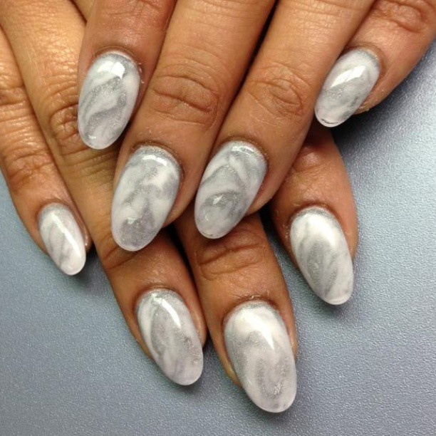 623 Best Images About Nails Marble On Pinterest