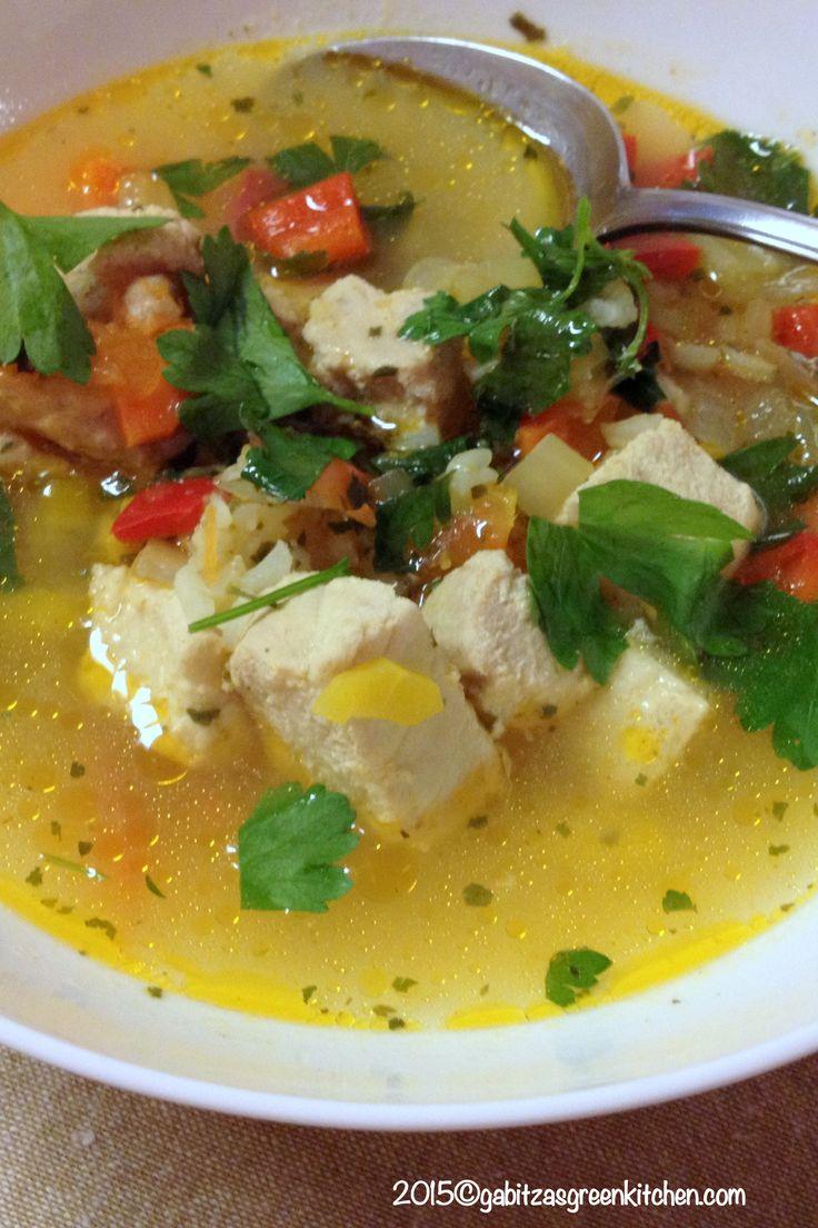 Fish Sour Soup- Romanian Style