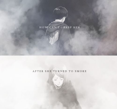 Levi x Petra (Attack on Titan) Welp. I'm crying everywhere.