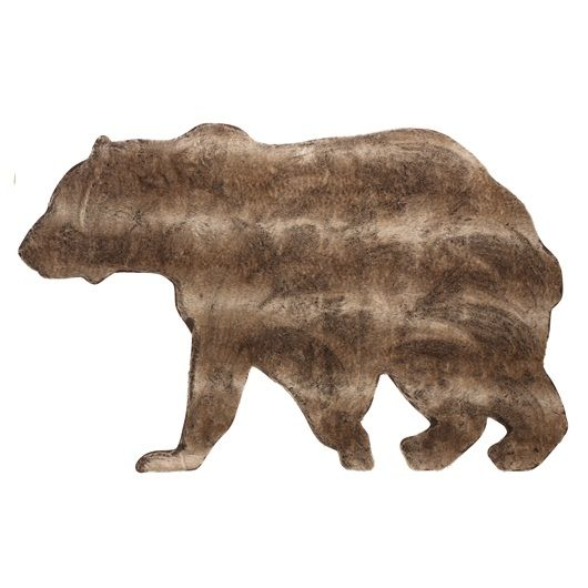 DESERTFOX Teddy Dywan futrzany 130x210 - Winter Home - DECORTIS.COM