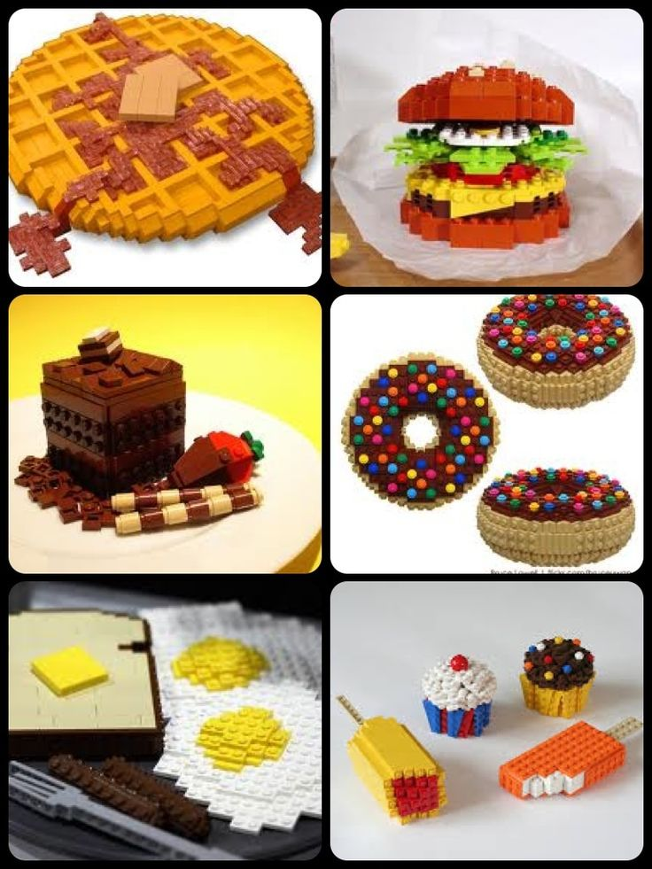 Lego food                                                                                                                                                     More