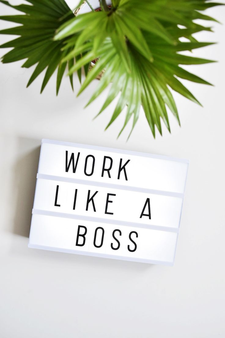 Photo by @jenniefromtheblog // www.jenniefromtheblog.com - Lightbox - work like a boss