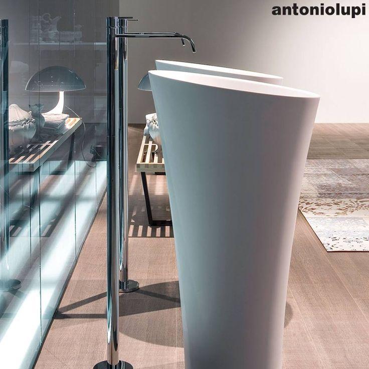 Tasarımın, şıklık ve lüks ile ifade edilişi Antoniolupi...