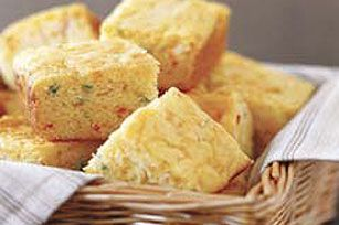 Cheesy Jalapeño Cornbread recipe