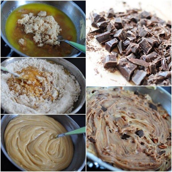 Le OPC, ou encore le grand biscuit dans un seul plat ! Effectivement, on fait tout dans la poêle: fondre le beurre, mélanger les ingrédients et cuire. Niveau vaisselle c'est génial, niveau rapidité c'est extra et niveau goût c'est dément ... comme on...