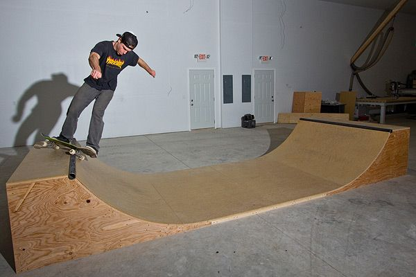 Free Mini Halfpipe Plans - WoodWorking Projects & Plans