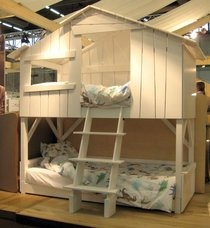 Treehouse Bunkbeds (colour)