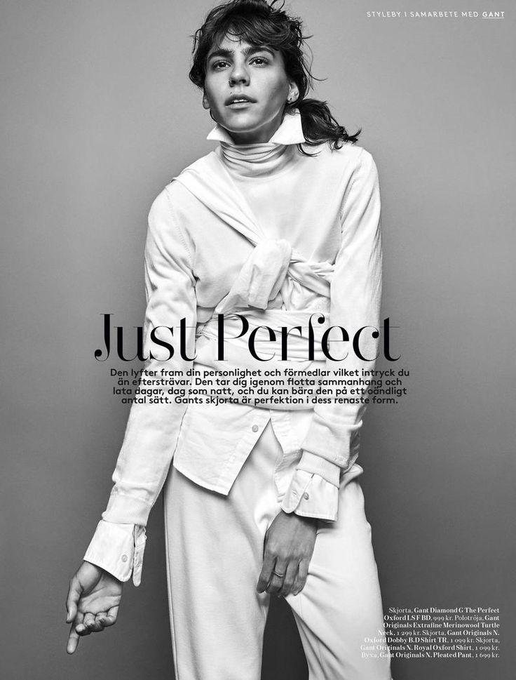 Just Perfect (Styleby Magazine)