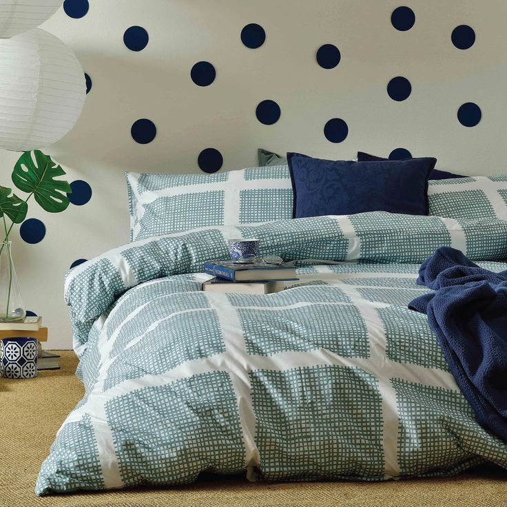Blocci Duvet Cover Set