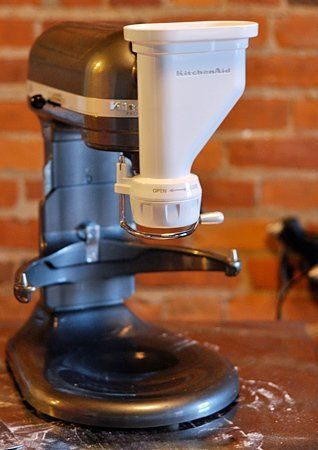 Product Review: KitchenAid Pasta Press Attachment