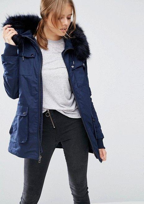Manteau d'hiver: parka, officier, léopard, cape, masculin, blouson... - L'Express Styles