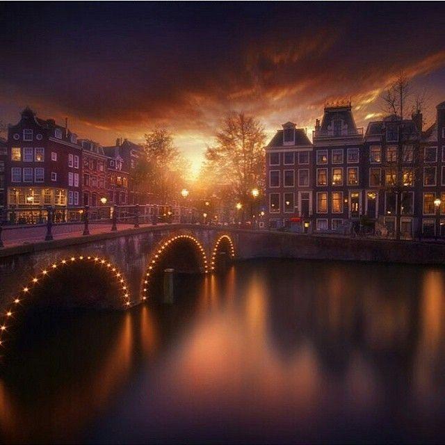 """#Amsterdam #Netherland #cities_of_world"""